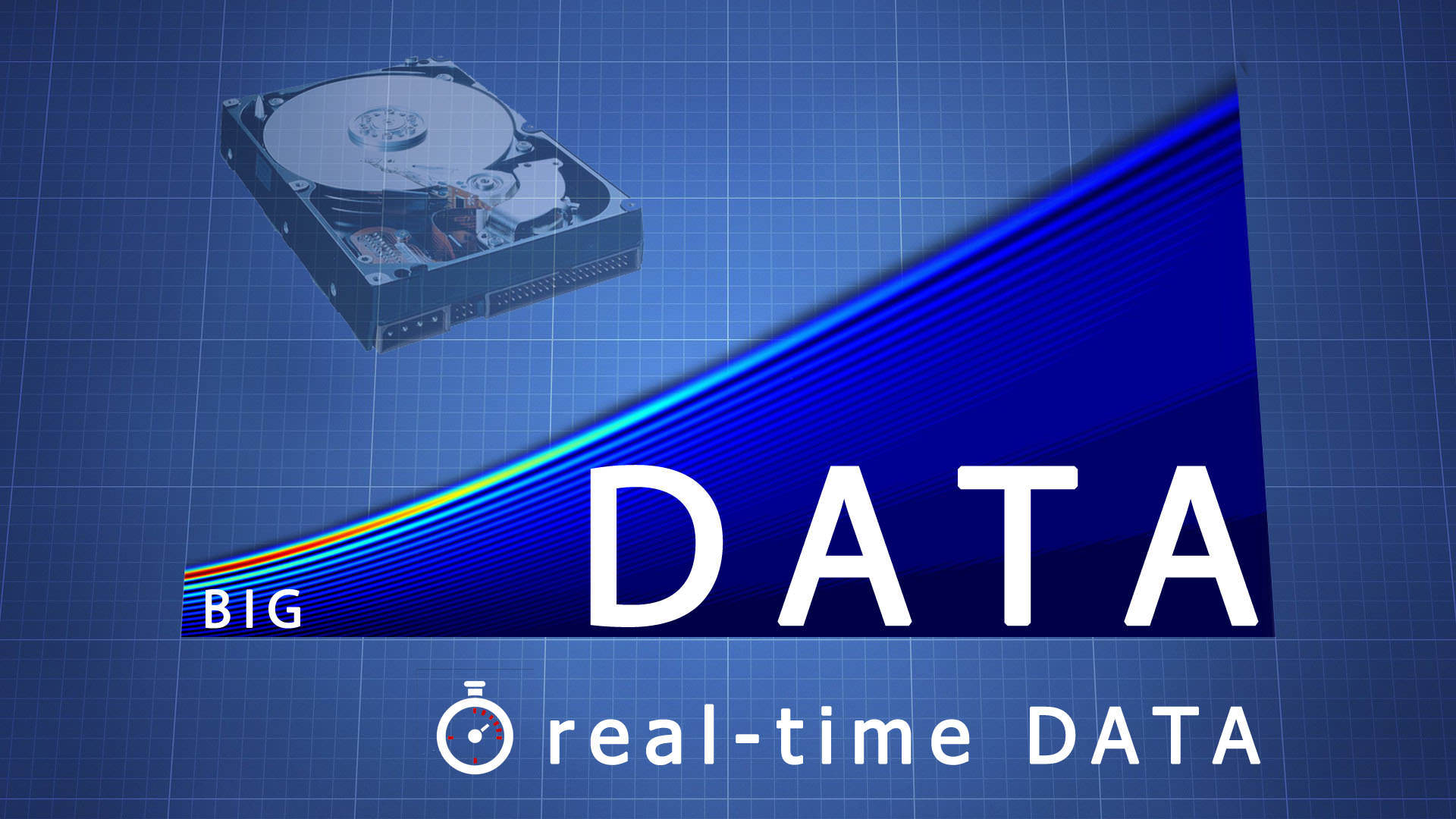 Big Data is OUT, Real-time Data is IN