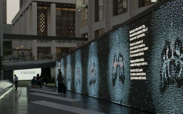 """""""Think"""" Event in NY - Pretty Amazing"""